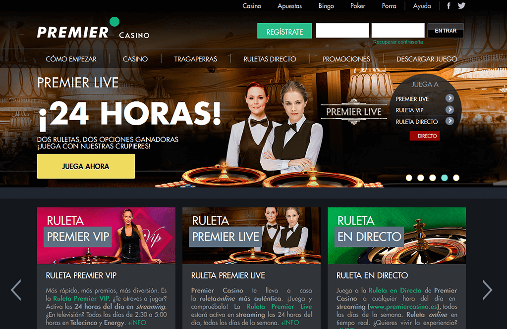 Ruleta online espana ws
