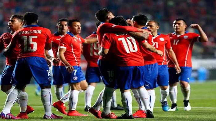 Apuestas Chile Selección