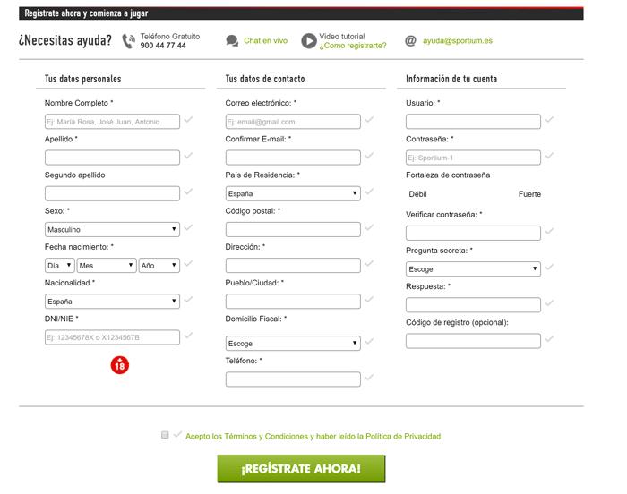 sportium_bono_formulario