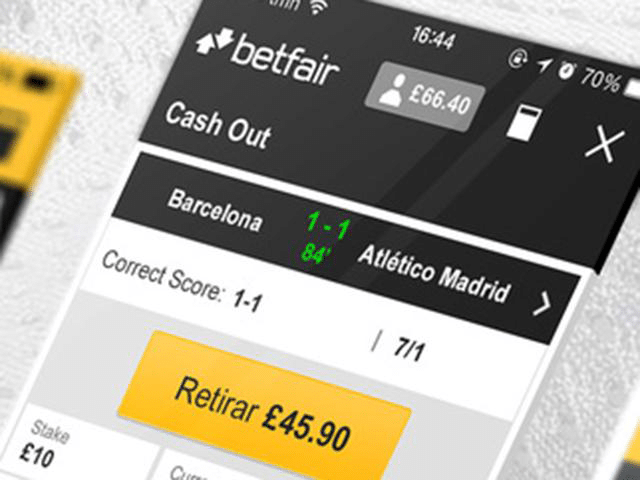 App betfair Android