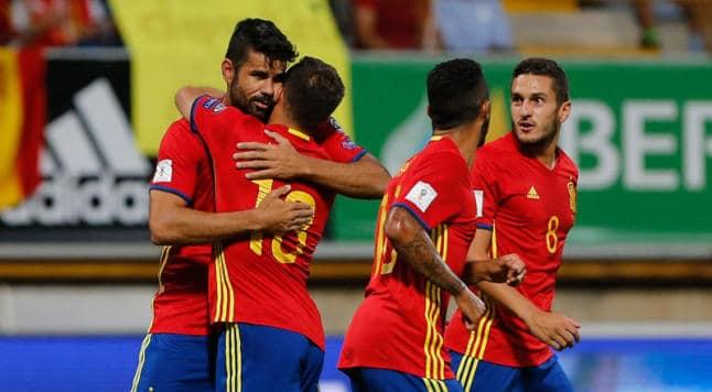 España handicap apuestas deportivas