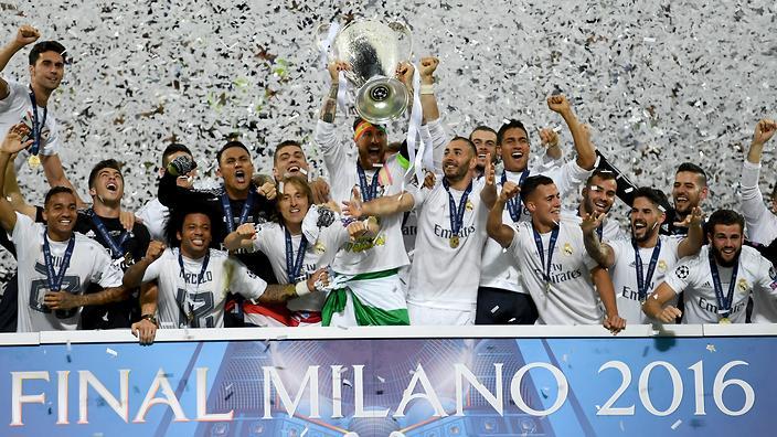 Ganador Champions League