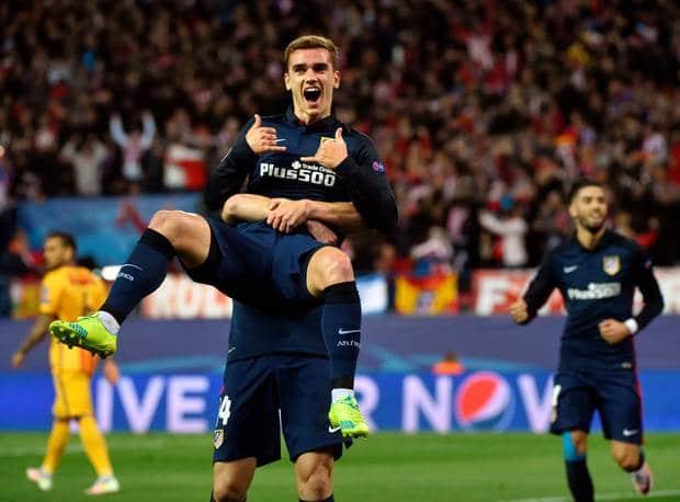 Griezmann Apuestas Champions League