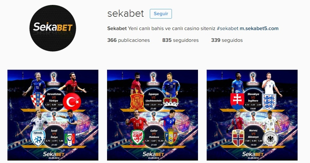 instagram_sekabet