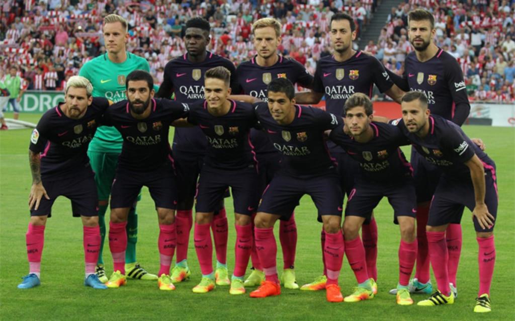 11 del Barça