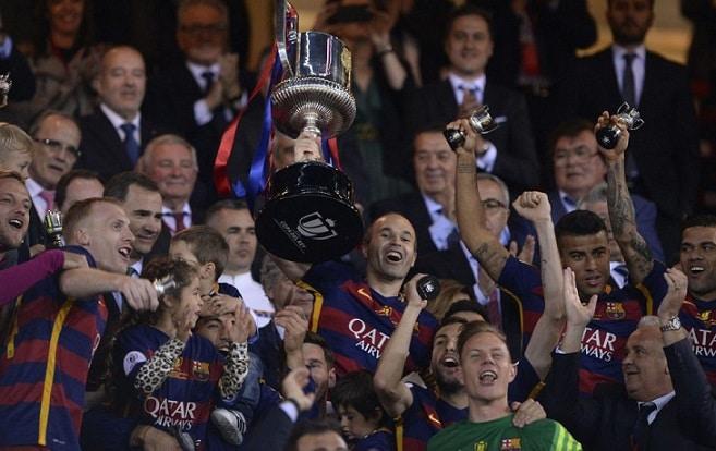 Campeón de Copa del Rey 2016