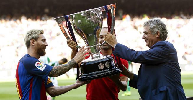 Campeón de Liga 2016