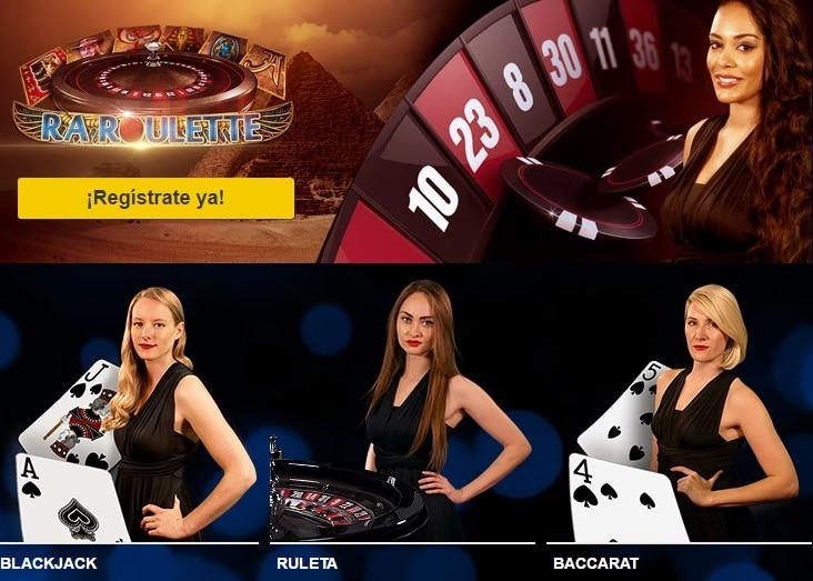 Casino Live MyBet