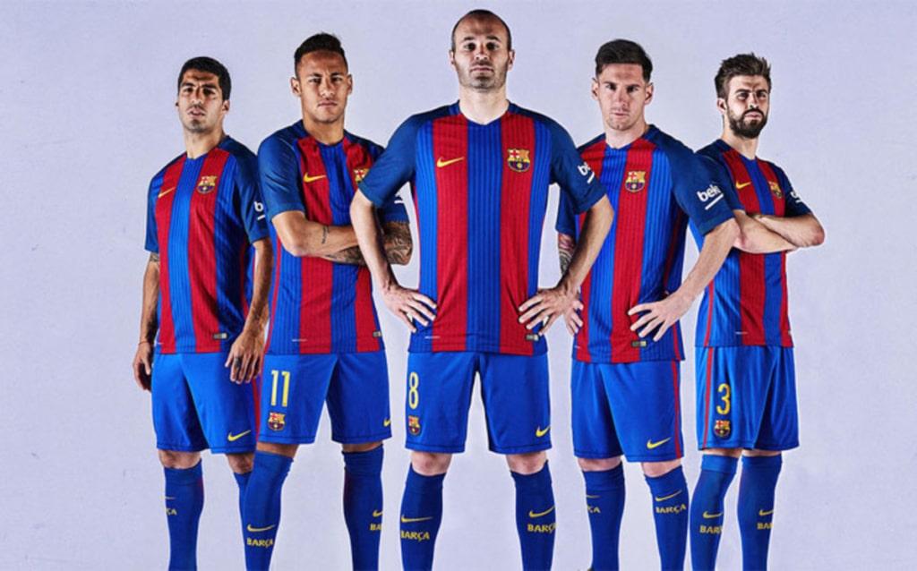 F.C.Barcelona 2016/2017