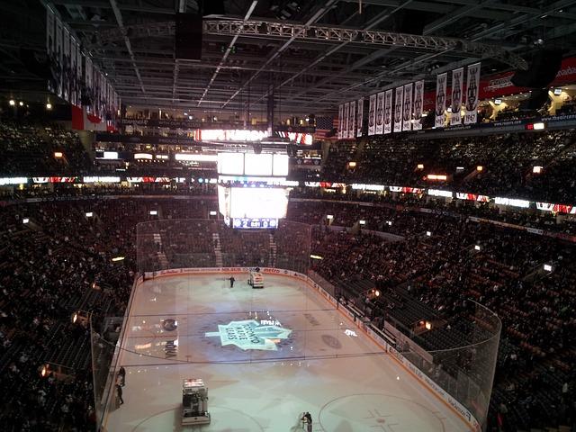 NHL Pabellón