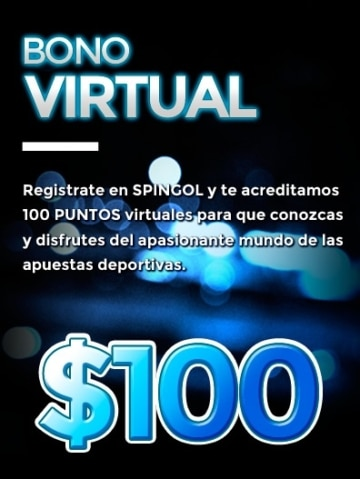 Spingol Bono Virtual