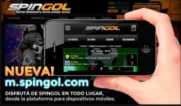 Spingol app