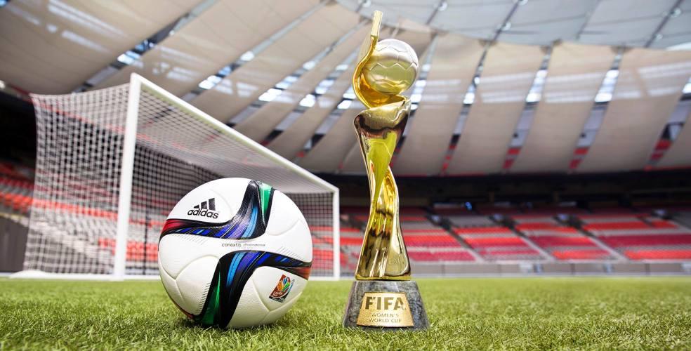 Trofeo Copa del Mundo femenina