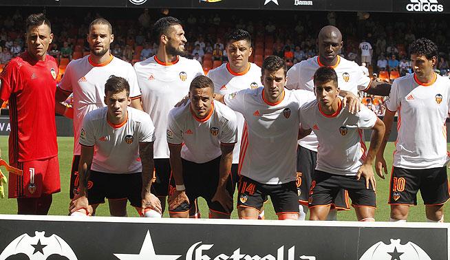 Valencia 2016/17