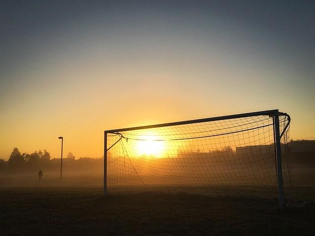 Portería fútbol