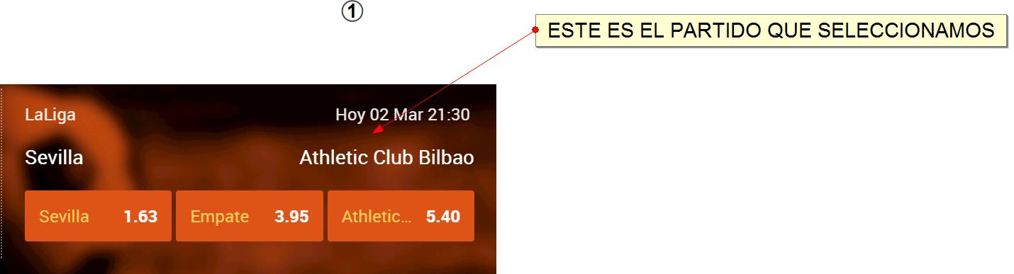 888sport trucos y consejos la liga sevilla athletic club bilbao empate partido