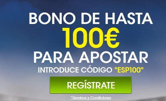 Código William Hill