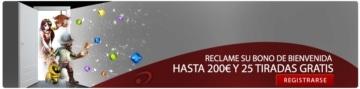 Betclic banner bono de bienvenida casino