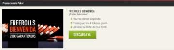 Sportium poker freeroll