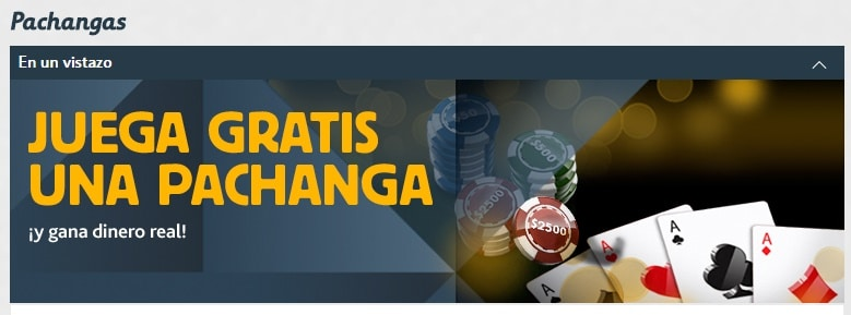 betfair pachangas