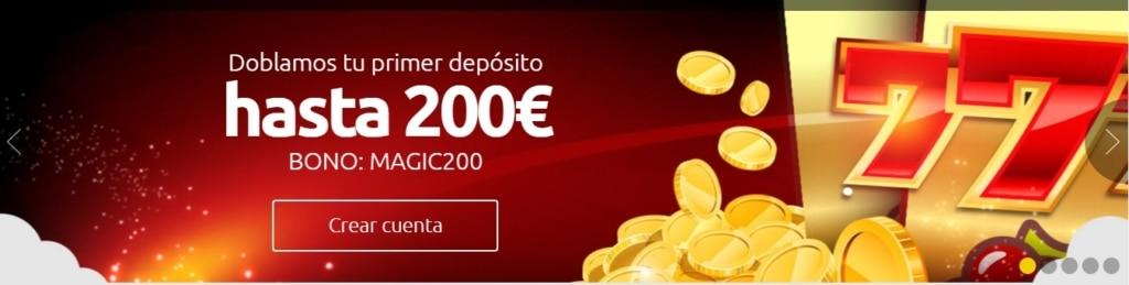 MerkurMagic bono 200