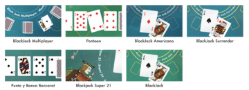 StarCasino cartas