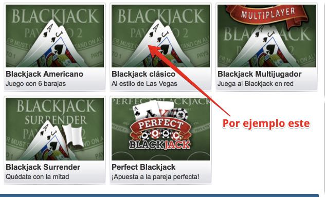 blackjack william hill