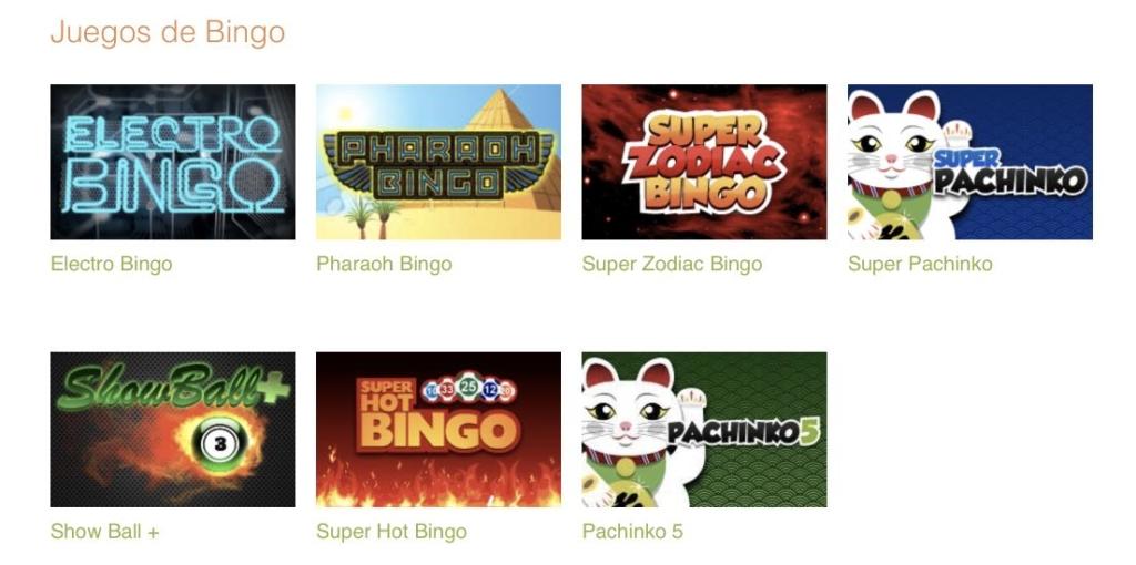 Betmotion bingo