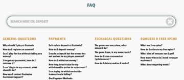 Cashmio FAQ