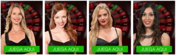 marcaapuestas casino vista de la ruleta en vivo