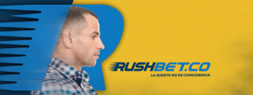 Rushbet Colombia banner