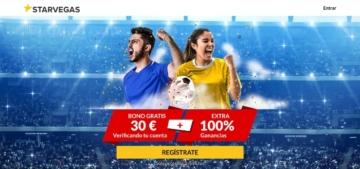apuestas online star vegas bono bienvenida apuestas deportivas