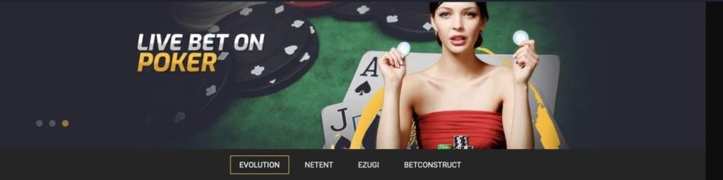 Campeonbet casino en vivo