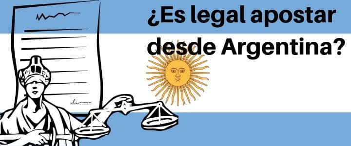 ¿Es legal apostar desde Argentina?