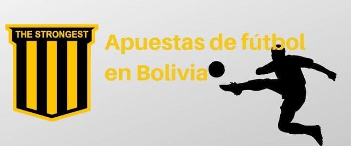 Apuestas de fútbol en Bolivia