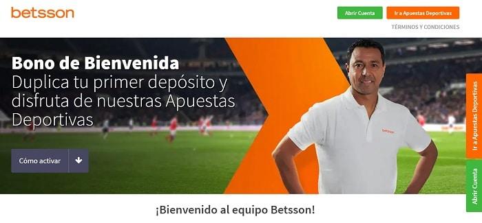 Apuestas en Perú Betsson