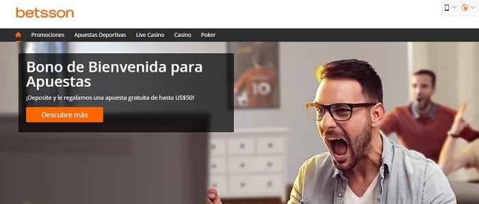 Apuestas en México Bono de Bienvenida Betsson
