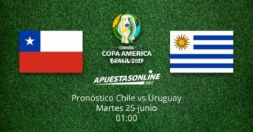 Pronóstico Chile Uruguay