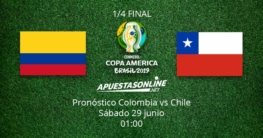 Pronóstico Colombia Chile