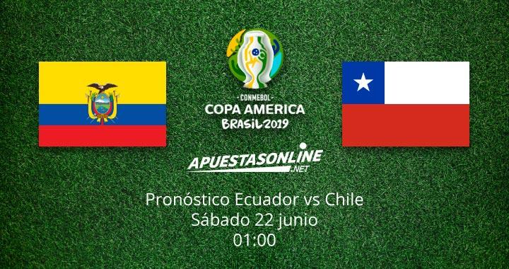 Pronostico Ecuador Chile