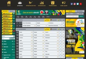 Megaapuestas apuestas deportivas página principal