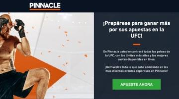 Pinnacle apuestas UFC