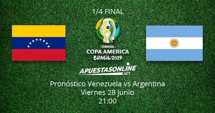 pronostico-venezuela-argentina-cuartos-final-copa-america-28-06-2019-apuestas-online-net