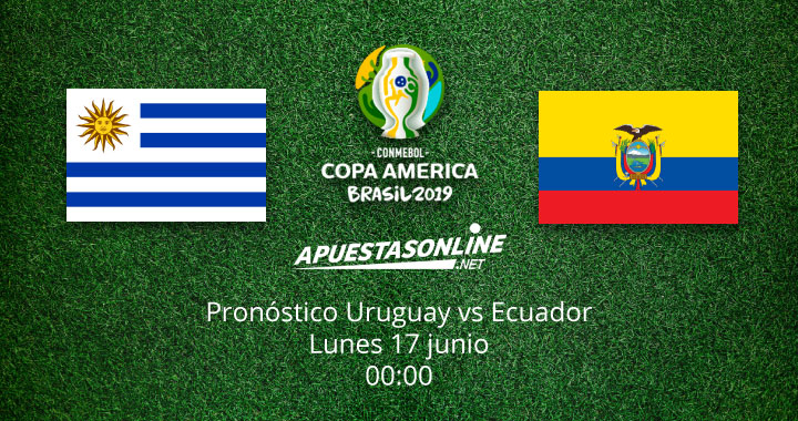 Pronóstico Uruguay-Ecuador