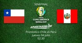 Pronóstico Chile Perú