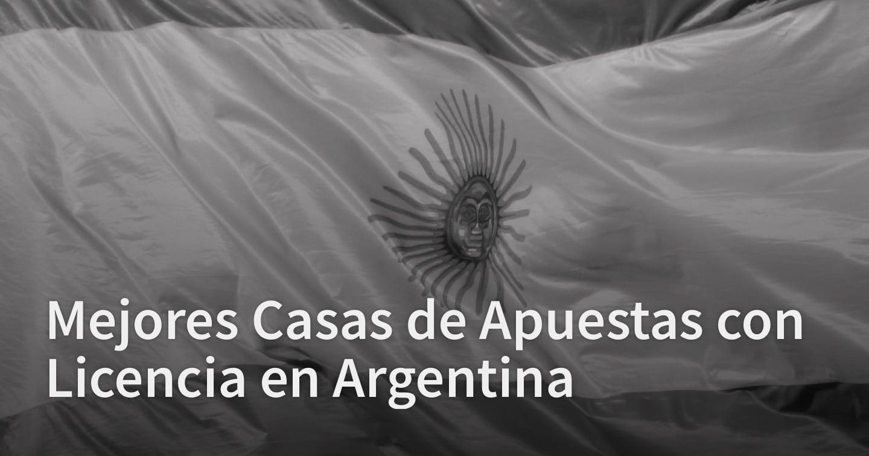 Apuestas Licencia Argentina