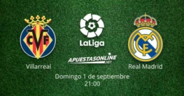 Pronóstico Villarreal Real Madrid