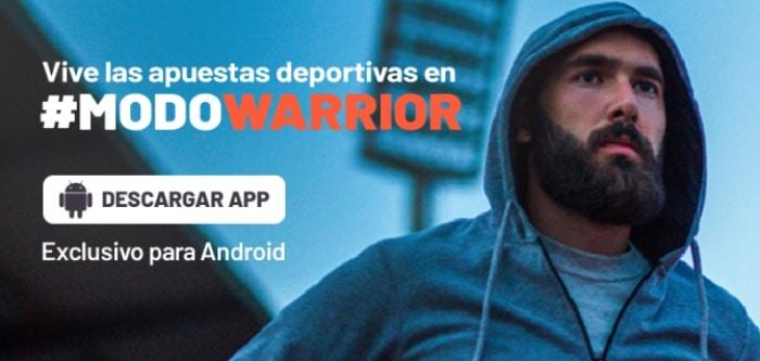 Apuestas-BetWarrior-App