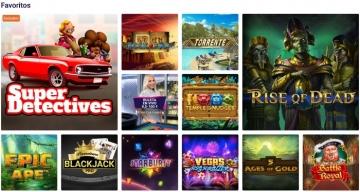 Party casino juegos de casino