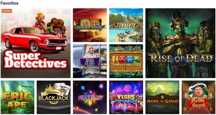 apuestas-online-party-casino-favoritos-juegos